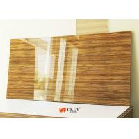 Quality Contemporary Poplar / Mixed Hardwood MDF Melamine Board For Study Room Furniture wholesale
