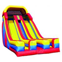 Quality inflatable slide games wholesale