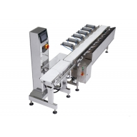 Quality Stainless Steel Automatic Checkweigher Scale With Metal Detector wholesale
