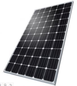 Quality 250 Watt Mono Solar Panel , Monocrystalline Solar Module 1650*992*45mm wholesale