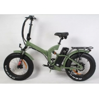 China bafang 36v 250w 48v 500w 750w 10.4 ah Samsung cells lithium battery powered fat tire folding electric bike on sale
