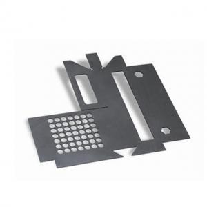 China Bracket 20mm Cr12 SPCC Sheet Metal Stamping Parts on sale