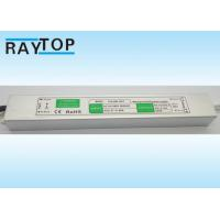 Cheap 12V 36w LED Waterproof Driver IP67 36W LVD Certified For LED Light Transformer for sale