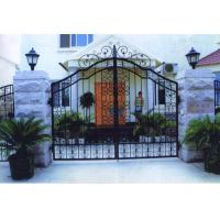 Quality wrought iron gate wholesale