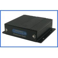 Quality H.264 4channel vehicle DVR 32GB SD card storage with VGA connector/alarm wholesale