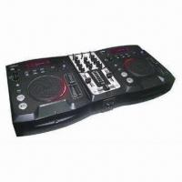 China DJ CD Mixer Player with Mater Tempo Control on sale