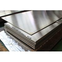 Quality Pure Aluminium Sheet Plate With Superior Corrosion Resistance SGS Certificated wholesale