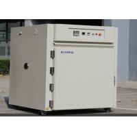 Quality Vertical Electronic Lad Vacuum Drying Oven / No Oxidation Oven With Flow Control wholesale