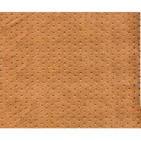 Quality Punched  micro Suede Fabric wholesale