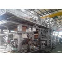 China One Wire Rewinding Toilet Paper Manufacturing Machine High Efficiency on sale