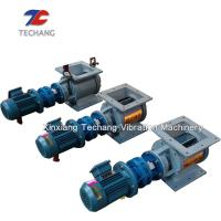 China Carbon Steel Discharge Rotary Airlock Valve High Pressure For General Application on sale