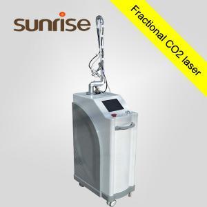 Quality Beijing sunrise fractional+ultrapulse multifunction rf tube CO2 high power beauty machine wholesale