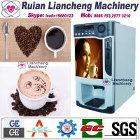 Quality wholesale coffee machine  Bimetallic raw material 3/1 microcomputer Automatic Drip coin operated instant wholesale