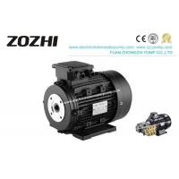 China Aluminum Housing Three Phase Induction Motor , 160M1-4 Electric Motor For Car 15KW on sale