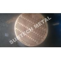 Quality Copper Clad Plate Naval Brass Tubesheet wholesale