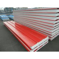 Quality House PU Color Steel EPS Sandwich Wall Panels for Interior Exterior wholesale