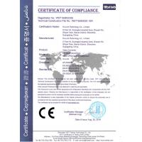 Ho-link Technology Co., Limited Certifications