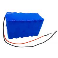 12.6V 15.6Ah lithium battery pack for sweeper robot rechargeable li-ion battery