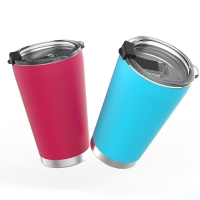Quality 16oz Vacuum Insulated Flask wholesale