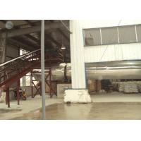 Quality High Efficiency Quartz Sand Dryer Machine , Sand Drying Equipment wholesale