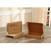 Quality Storage carton corrugate paper packaging box with lid wholesale