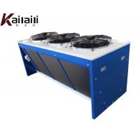 Quality Chinese Manufacturer Commercial super quality V type air cooled condenser/Refrigeration unit part wholesale