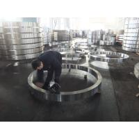 Quality F304L F304 F30 F316 F316L Forged Steel Rings Heat Treatment  Rough Machined wholesale
