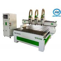Buy cheap Easy Operate CNC Router Machine 1530 , Computerized Wood Carving Machine 1530 from wholesalers