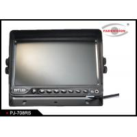 Quality Digital 7 Inch Backup Camera Monitor With RCA / 4-Pin Connector Interface wholesale