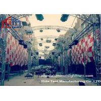 Cheap 300 x 300mm Aluminum Roof Truss System For Party Festival Celebration for sale