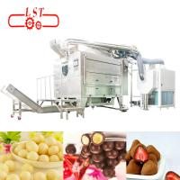 Quality Non Contamination Chocolate Coating Machine For Pharmaceuticals Industrial wholesale