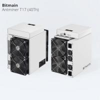 Buy cheap New Original Condition Bitcoin Cloud Mining Hardware Antminer T17 40T Lightweigh from wholesalers