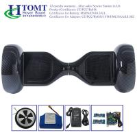 Powerboard Self Balancing Scooter Two Wheel Hoverboard Tire Size 6.5 Inch
