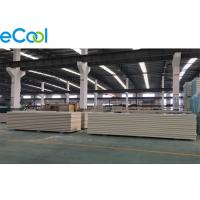 Quality Insulation Boards /Sandwich Panel for Cold Storage Wall and Ceiling Density 40Kg/M3 wholesale