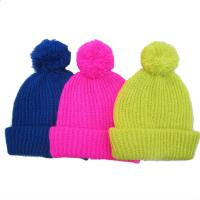 Quality Women knitted beanie hat wholesale