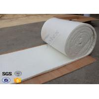 Quality 25mm High Silica Glass Fiber Mat for Engineered Thermal Insulation Barriers wholesale