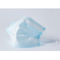 Quality Disposable 3 Ply Anti Dust Hypoallergenic Dental Masks wholesale