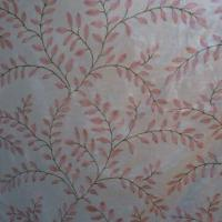 Quality Cotton and Lining Embroidery Fabric, Suitable for Sofa, Cushion and Upholstery Usage wholesale