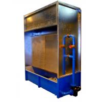 Quality tailormade industrial spray booths/powder coating production line wholesale