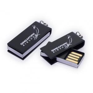 China Free Printing Mini USB Flash Drives Mini Pen Drives 1GB 2GB 4GB 8GB on sale
