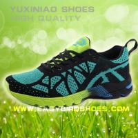 China adults fly fabric sport shoes women high quality, fashion children running shoes sneakers brand sport on sale