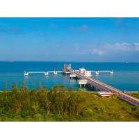 China Terminal Station LNG Regasification Terminal 2x20000m3 LNG Storage Tank Of CNCP on sale