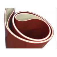 Quality Endless PTFE Or Nomex Silicone Coated Belts wholesale
