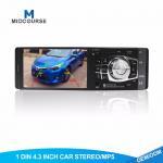 Quality Bluetooth Enabled Single Din Sat Nav With Dab Radio 10m  Remote Range wholesale