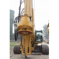 Quality TR Series Rotary Drilling Rig With High Stability Original Caterpillar Base wholesale