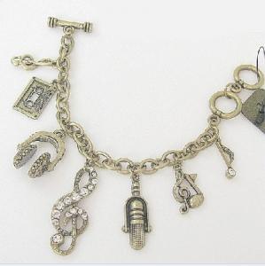 Quality Restore ancient ways small music piece bracelet SP069 wholesale