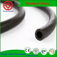 Quality Black nitrile smooth fuel hose in competitive price cover high pressure wholesale