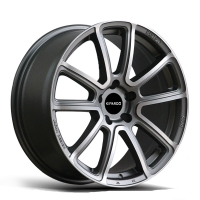 China 18 Inch 19 Inch 20 Inch A356.2 Aluminum Black Alloy Wheels on sale