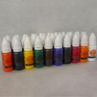 Quality Tattoo Supply Ink Pigment Complete Set 40color 10ml for tattoo kit supplies wholesale