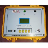 China Automatic Insulation Resistance Test Equipment For Water Cooled Type Power Generator on sale